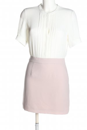 The Kooples Blusenkleid weiß-pink Casual-Look