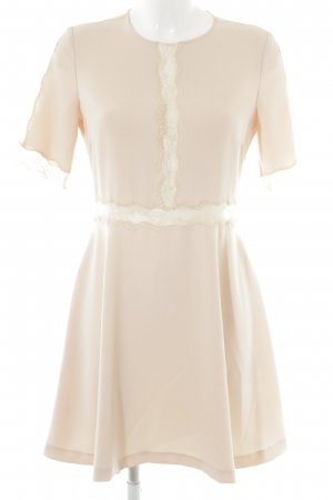 The Kooples Blusenkleid creme Elegant