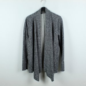 The Kooples Cardigan Gr. S grau meliert (19/09/605)