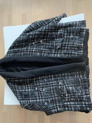 The Kooples Oversized jas veelkleurig