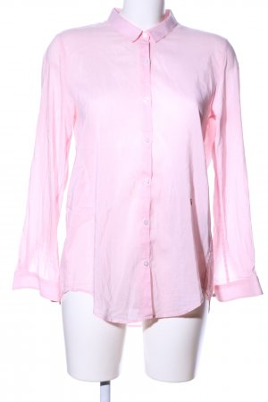 The Kooples Long Sleeve Shirt pink business style