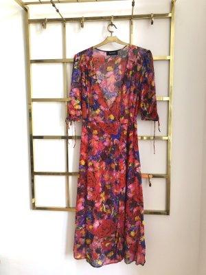 The Kooples langes Kleid aus Seide. Grösse 36