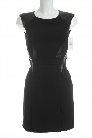 The Kooples Minikleid schwarz Elegant