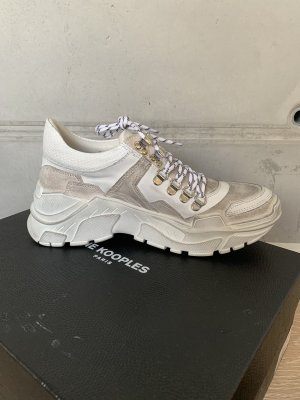 The Kooples Plateau Sneaker 38