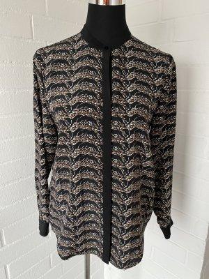 The Kooples Zijden blouse veelkleurig