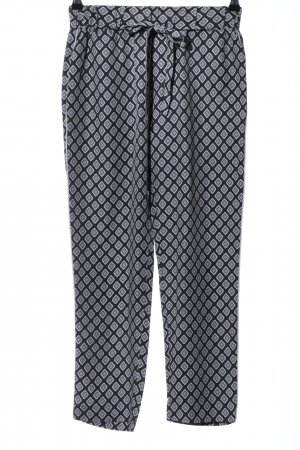 The Kooples Stoffhose abstraktes Muster Casual-Look