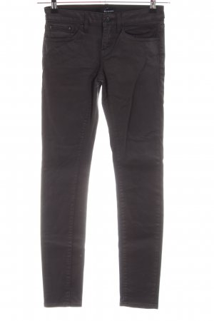 The Kooples Stretchhose schwarz Casual-Look