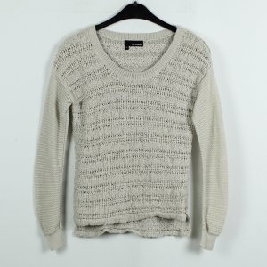 THE KOOPLES Strickpullover Gr. XS hellbeige (19/11/084)