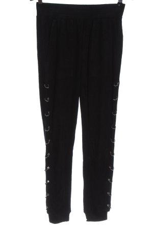 The Kooples Sweat Pants black casual look