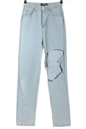 the kript High Waist Jeans