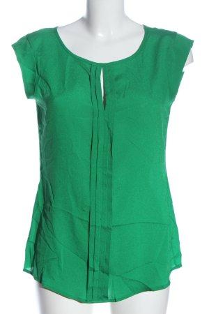 The Limited ärmellose Bluse grün Business-Look