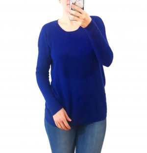 (The Mercer) NY Pullover in cashmere blu