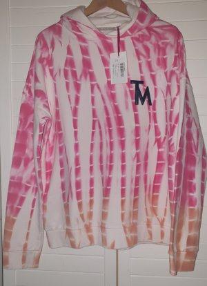 (The Mercer) NY Shirt met capuchon veelkleurig