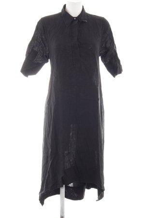 (The Mercer) NY Blusenkleid schwarz Street-Fashion-Look