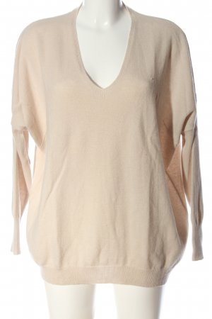(The Mercer) NY Cashmerepullover nude Casual-Look