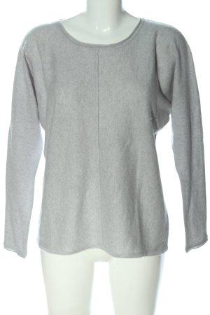 (The Mercer) NY Sudadera de cachemir gris claro look casual