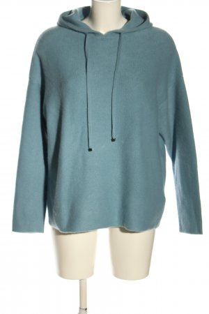 (The Mercer) NY Kasjmier trui blauw casual uitstraling