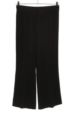 (The Mercer) NY Falda pantalón de pernera ancha negro estilo «business»