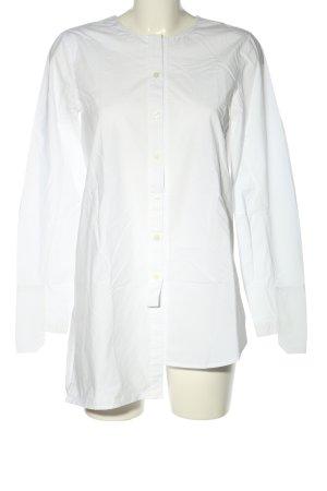 (The Mercer) NY Blouse-chemisier blanc style d'affaires