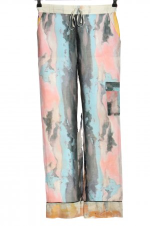 (The Mercer) NY High Waist Trousers multicolored casual look