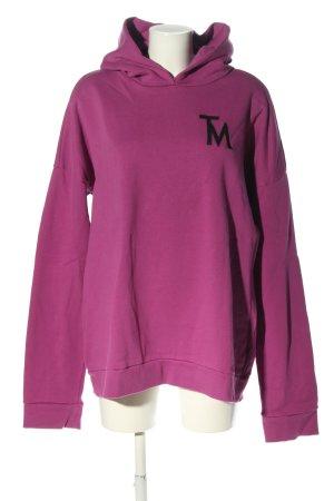 (The Mercer) NY Jersey con capucha rosa Algodón