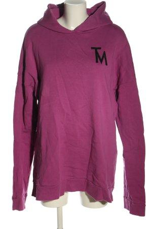 (The Mercer) NY Sweat à capuche rose style décontracté