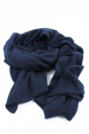 (The Mercer) NY Cashmere Scarf blue casual look
