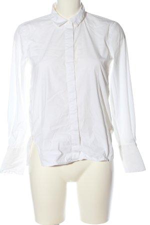 (The Mercer) NY Shirt met lange mouwen wit zakelijke stijl