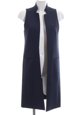 (The Mercer) NY Lange blazer donkerblauw zakelijke stijl