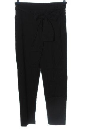 (The Mercer) NY Pantalon en jersey noir style décontracté