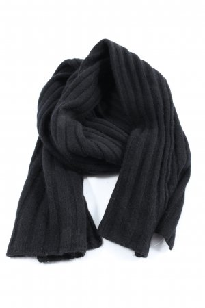 (The Mercer) NY Knitted Scarf blue casual look