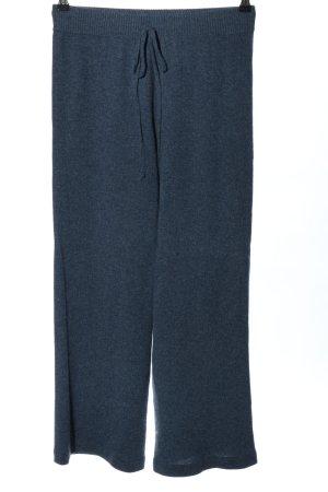 (The Mercer) NY Pantalon en laine bleu style décontracté