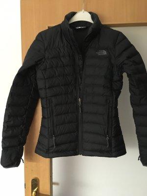 North Face Podwójna kurtka szary