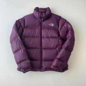 The North Face Down Jacket multicolored nylon
