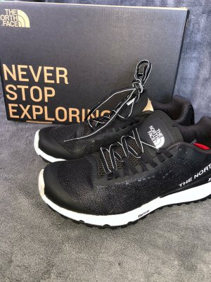 The North Face Lace-Up Sneaker black