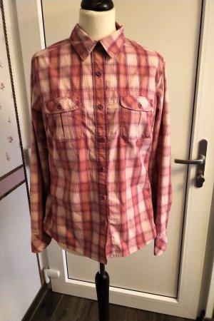 The North Face Geruite blouse veelkleurig