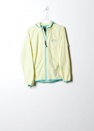 The North Face Pullover in pile giallo