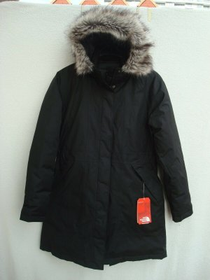The North Face Daunenmantel ARCTIC schwarz L Neu m. Etikett