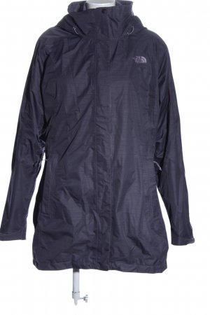 The North Face Doppeljacke lila meliert Casual-Look