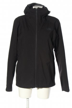 The North Face Double Jacket black casual look