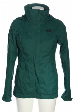 The North Face Giacca doppia verde stile casual