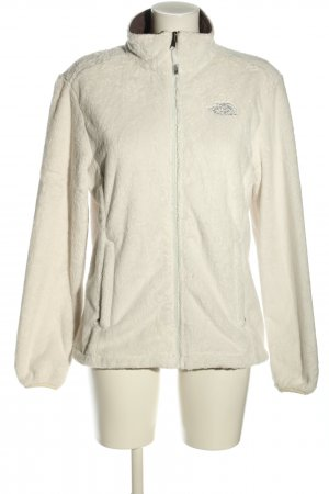 The North Face Fleece Jackets natural white casual look