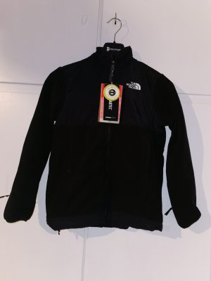 The North Face Chaqueta de forro polar negro