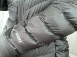 The North Face Jacke 800 Gr. M