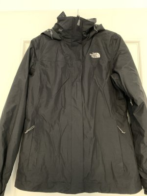 The North Face Outdoor jack zwart Nylon