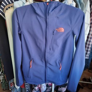 The North Face Sports Jacket purple