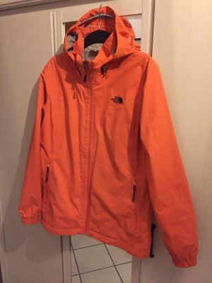 The North Face Outdoor Jacket neon orange