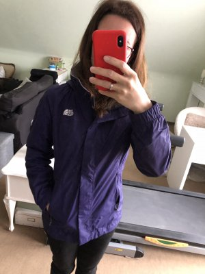 The North Face Imperméable violet