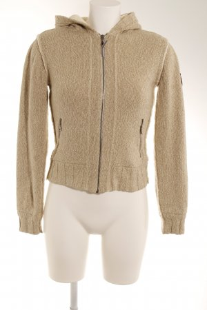 The North Face Kapuzenjacke creme-wollweiß meliert Casual-Look