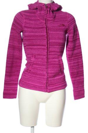 The North Face Kapuzensweatshirt pink-rot meliert Casual-Look